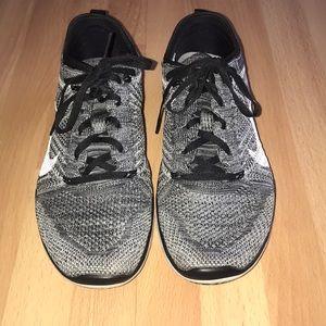 Nike Free Flyknit Sneakers - Like NEW